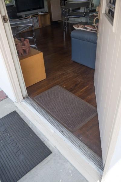 Doorway for Allan