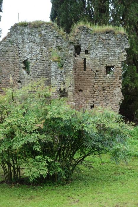 Ruins of a Church - Garden of Nimfa