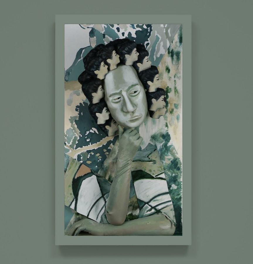 BRIAN BRESS, Redley Tree Sleeper #2, 2012 Courtesy of the artist