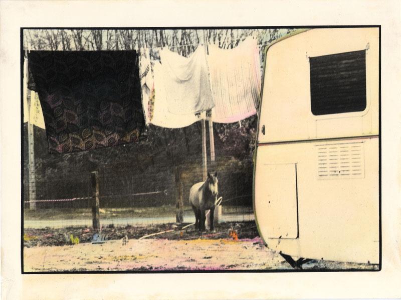 BIANCA SFORNI, Circus 1987 Courtesy of the artist