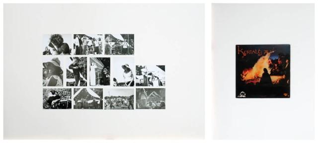 JEAN-LOUIS GARNELL, Diptyque  III   1973-2012 80 x 120 cm, 80 x 60 cm © Jean-Louis Garnell