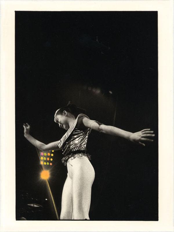 BIANCA SFORNI, Circus 2, 1992   Hand colored gelatin silver prints, 23 x 17.5 cm Courtesy of the artist
