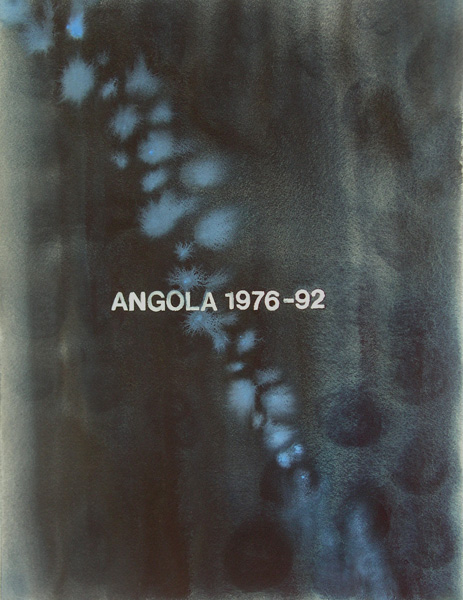 SAM ERENBERG, Mementos, Angola 1976, Watercolors on paper,  Courtesy of the artist