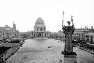 Chicago 1921: Court of Honor and Grand Basin