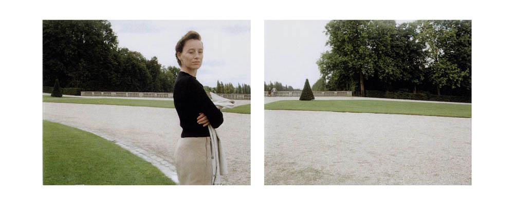 Diptyque #3     1998     2 x (120 x 150) cm JEAN-LOUIS GARNELL