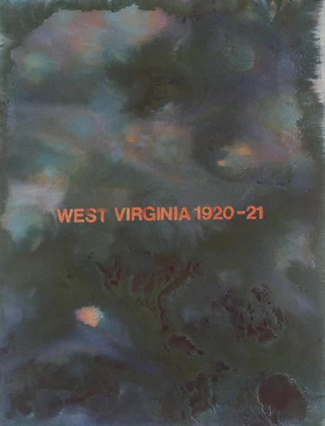 SAM ERENBERG, Mementos, West Virginia 1920, Watercolors on paper, Courtesy of the artist