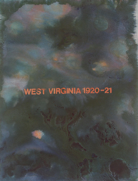 SAM ERENBERG, Mementos, West Virginia 1920, Watercolors on paper, Courtesy of the artist