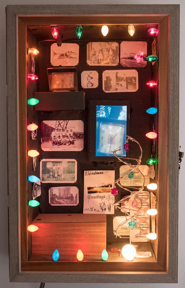 NORMAN YONEMOTO, Christmas Greetings from Tule Lake, 2004