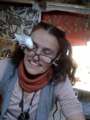 annatina & birds