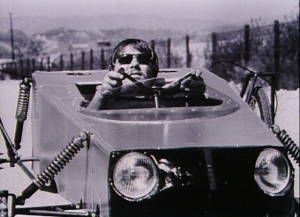 CHRIS BURDEN, B-Car, 1975