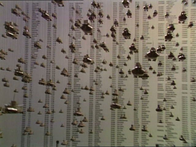 CHRIS BURDEN, All the Submarines of the United States of America, 1987