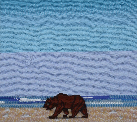 COREY STEIN, Beach bear 2008 8.5