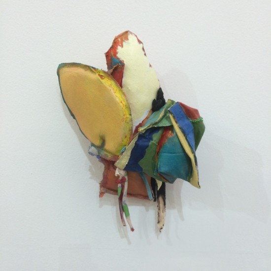 "JOHN OUTTERBRIDGE, Rag and Bag Idiom VI, 2012. Mixed media, 14 "" x 12"" x 6"" The Eileen Harris Norton Collection Photo: Peter Kirby"