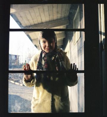 RHODA BLATE MOGUL, 1967 (Susan at about ten)